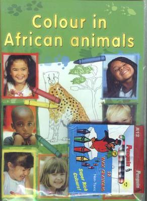 Colour in African Animals: Pack 1