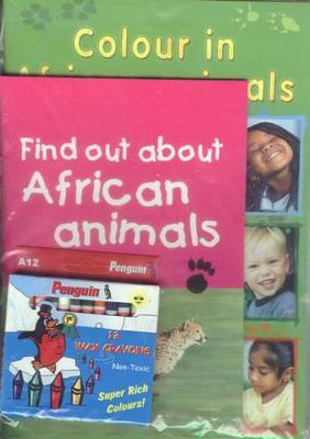 Colour in African Animals: Pack 2