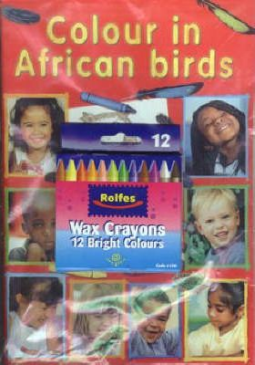 Colour in African Birds: Pack 1