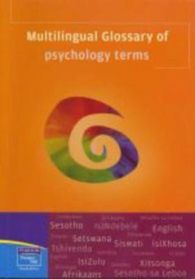 Multilingual Glossary of Psychology Terms