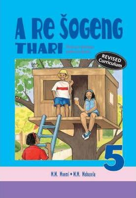 A RE Sogeng Thari: Gr 5 Learner's Book (Cur 2005)