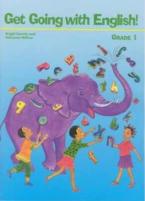 Get Going with English!: Gr 1: Workbook