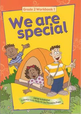 We are Special: Gr 2: Workbook Book 1