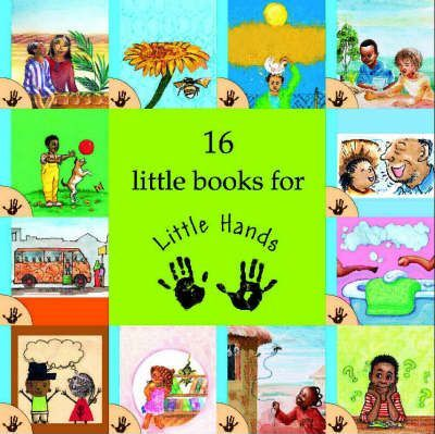 16 Little Books for Little Hands: Set of 16 Books