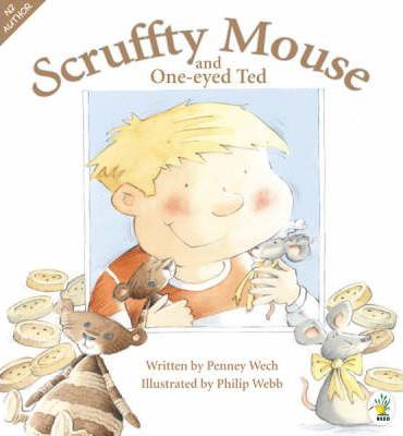 Scuffty Mouse and One-eyed Ted