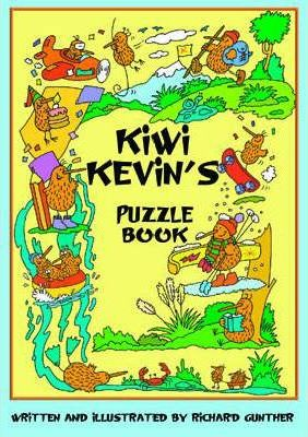 Kiwi Kevin's Puzzle Book
