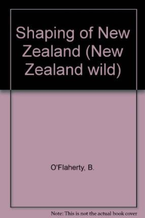 Shaping of New Zealand