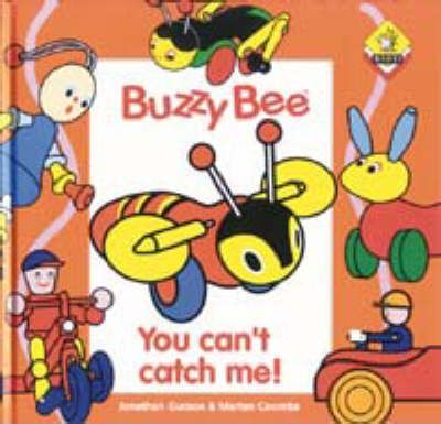 Buzzy Bee You Can't Catch ME