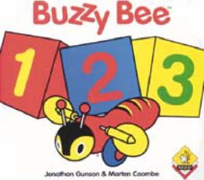 Buzzy Bee 123 Book