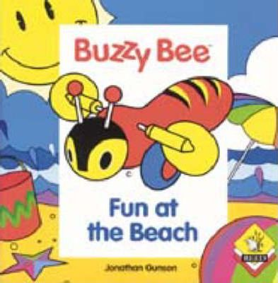 Buzzy Bee at the Beach