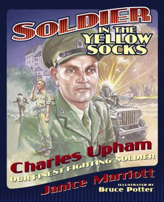 Soldier In The Yellow Socks