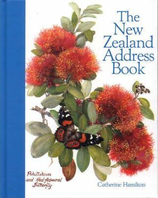 New Zealand Address Book