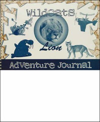 Lion: Teacher's Resources Adventure Journal