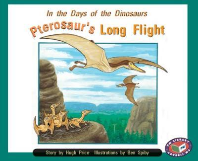 Pterosaur's Long Flight PM Level 15&16 Set B Orange