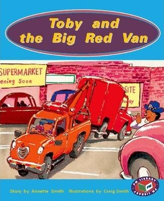 Toby and the Big Red Van