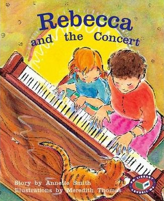 Rebecca and the Concert
