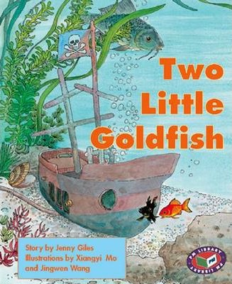Two Little Goldfish