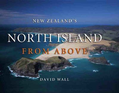 New Zealand's North Island from Above