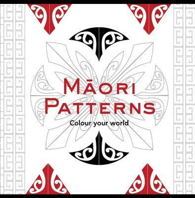 Colouring Book: Maori Patterns, Colour Your World Cover Image