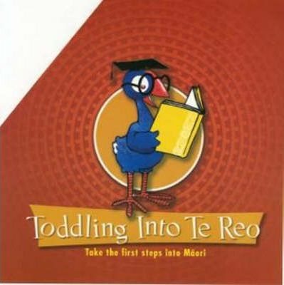 Toddling Into Te Reo - Orange Set