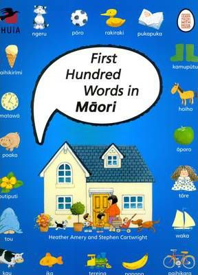 First Hundred Words in Maori