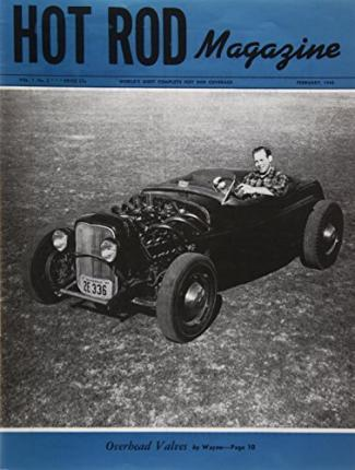Brooklands RE-Issues of Magazines: Hot Rod Feb 1948