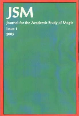 Astrosadventuresbookclub.com Journal for the Academic Study of Magic, Issue 1 Image