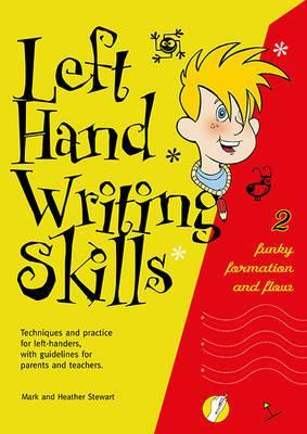 Left Hand Writing Skills: Book 2 Cover Image