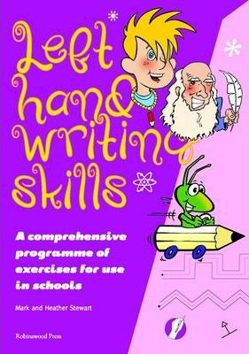 Left Hand Writing Skills - Combined Cover Image