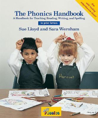 The Phonics Handbook : in Print Letters (American English edition)