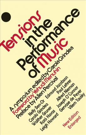 Tensions in the Performance of Music