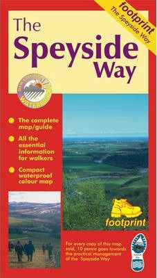 The Speyside Way - Footprint Map