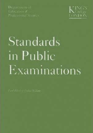 Standards in Public Examinations