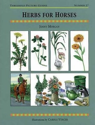 Herbs for Horses Cover Image