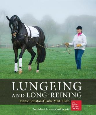 Lungeing and Long-Reining Cover Image