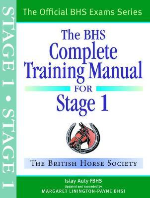 BHS Training Manual for Stage 1