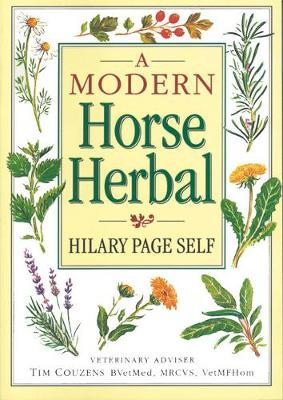 A Modern Horse Herbal - Hilary Page Self