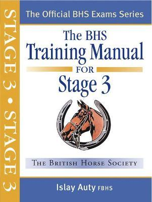 BHS Training Manual for Stage 3