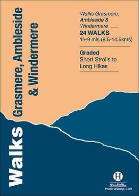 Walks Grasmere, Ambleside and Windermere Cover Image