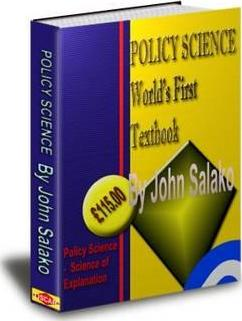The Policy Science
