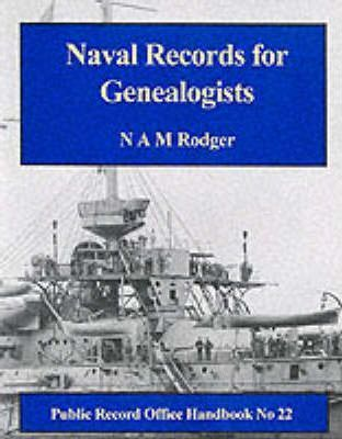 Naval Records for Genealogists