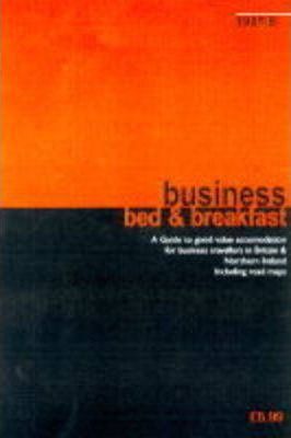 Business Bed and Breakfast 1997-98