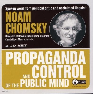 Propaganda and Control of the Public Mind