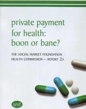 Private Payment for Health: Boon or Bane?