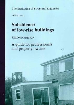 Subsidence of Low-Rise Buildings