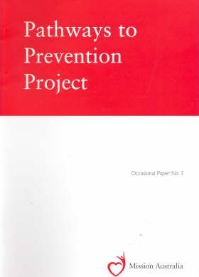 The Pathways to Prevention Project