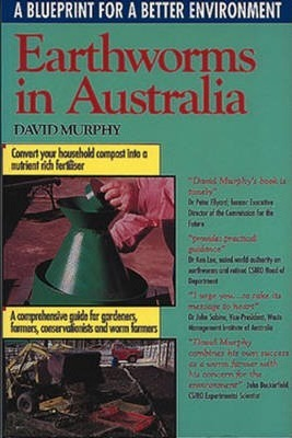 Earthworms in Australia Cover Image