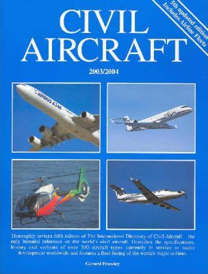 International Directory of Civil Aircraft: 2001-2002