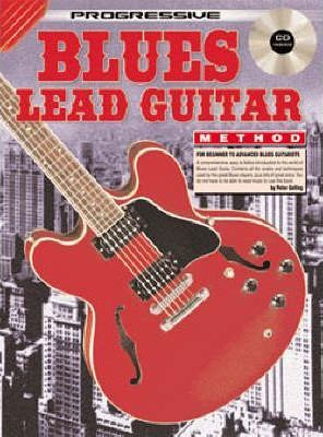 Progressive Blues Lead Guitar Method: CD Pack Cover Image