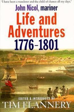 Life and Adventures - 1776-1801